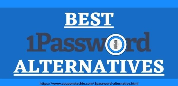 1Password Alternative www.couponstechie.com