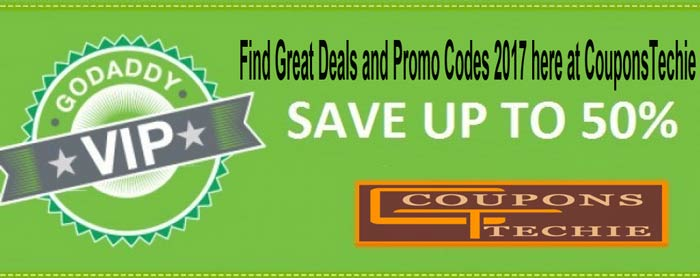 Godaddy Coupons to get maximum Discounts