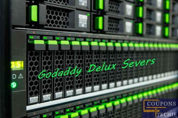 Top Class Server by Godaddy