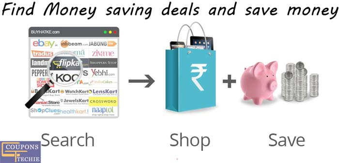 Search money saving deals