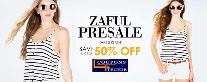Zaful Coupon Code