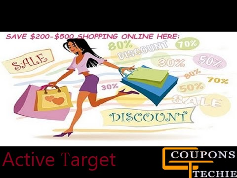 active target promo codes