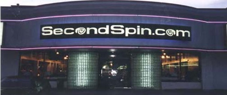 SECONDSPIN Coupons