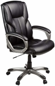 AmazonBasics High- Back Executive Chair