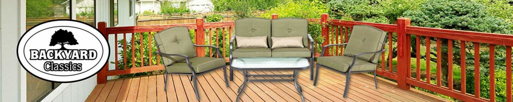 Backyard classics furniture Coupons