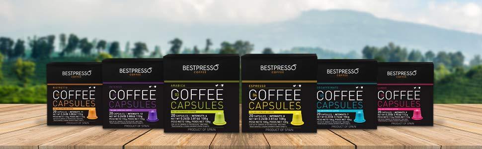 Bestpresso Nespresso coffee coupons