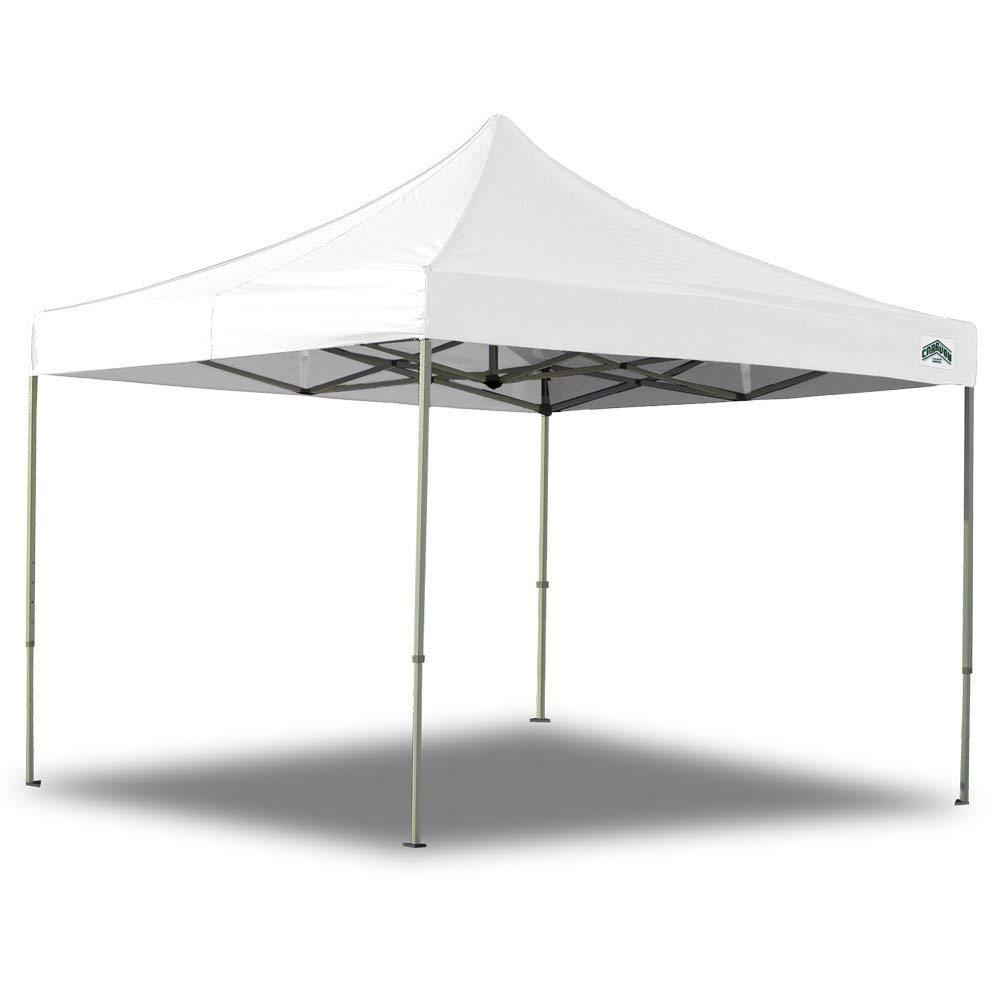 Caravan Canopy 10 X 10 Foot Straight Leg Display Shade Commercial Canopy