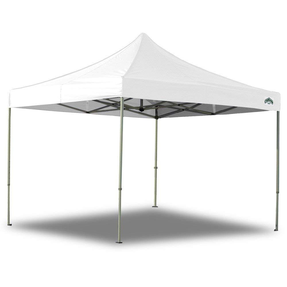 Caravan Canopy 10 X 10 Foot Straight Leg Display Shade Commercial Canopy
