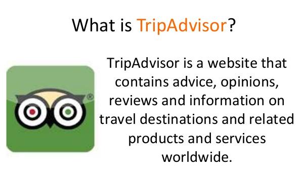 What is the Tripadvisor