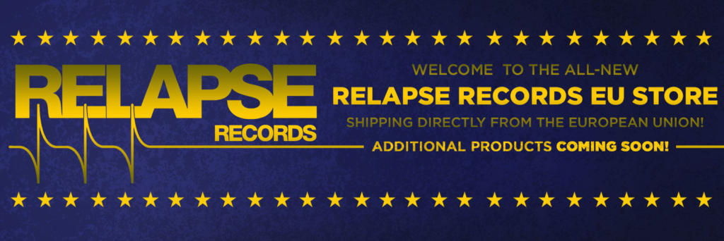 relapse records discount code