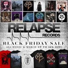 relapse records promo code