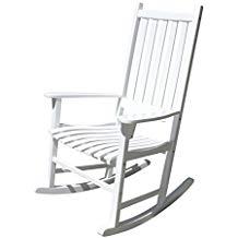 Rocking Chair Acacia Wood