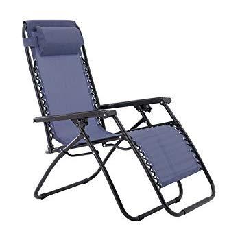 Sunjoy Oversized Zero Gravity Chair