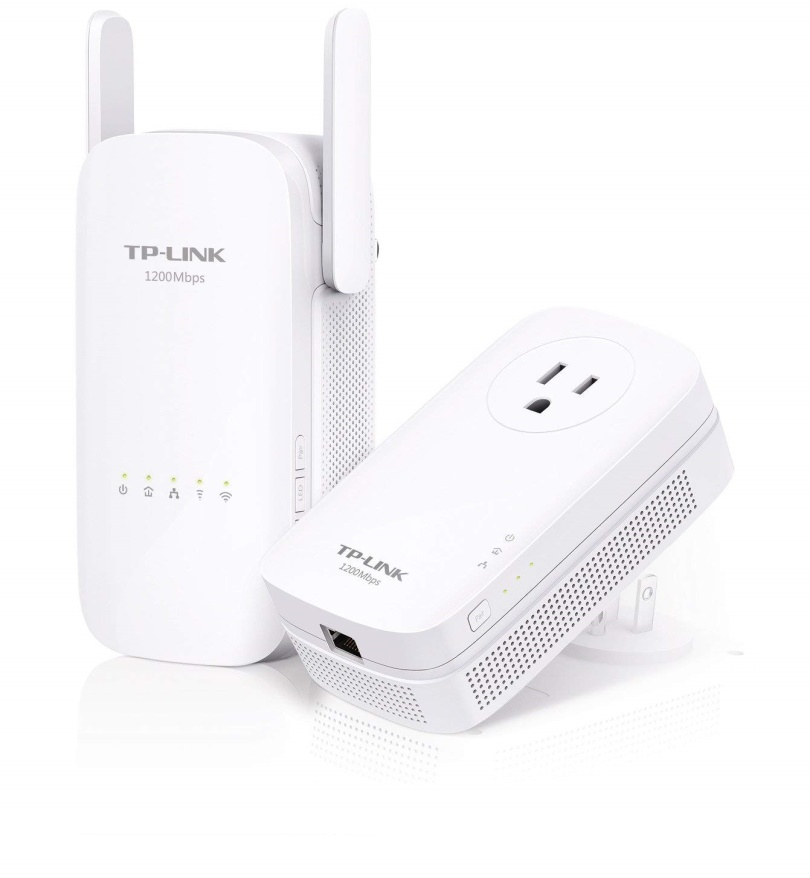 TP-Link AC1200 Wi-Fi Range Extender, AV1200 Powerline Edition promo codes