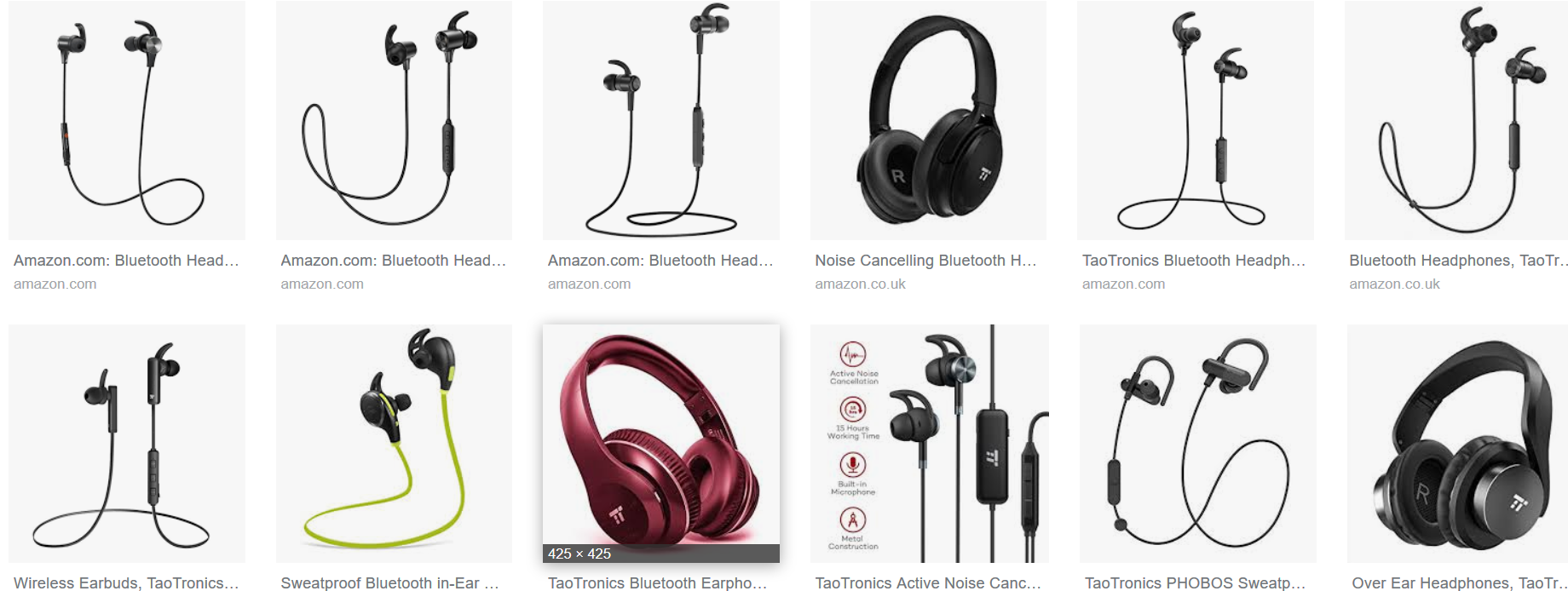 Taotronics Headphones coupon