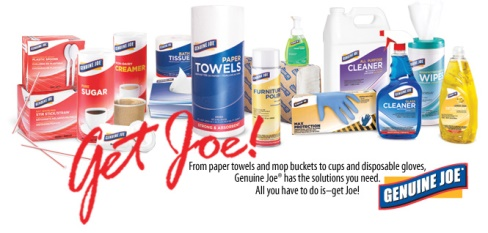 genuine joe coupon code