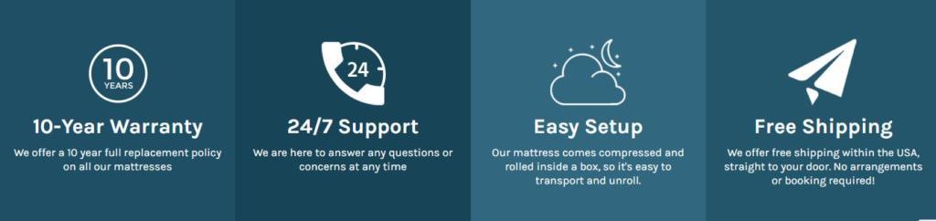 Quatro Sleep Promo Code
