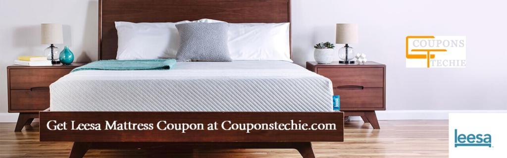 Leesa mattress coupon