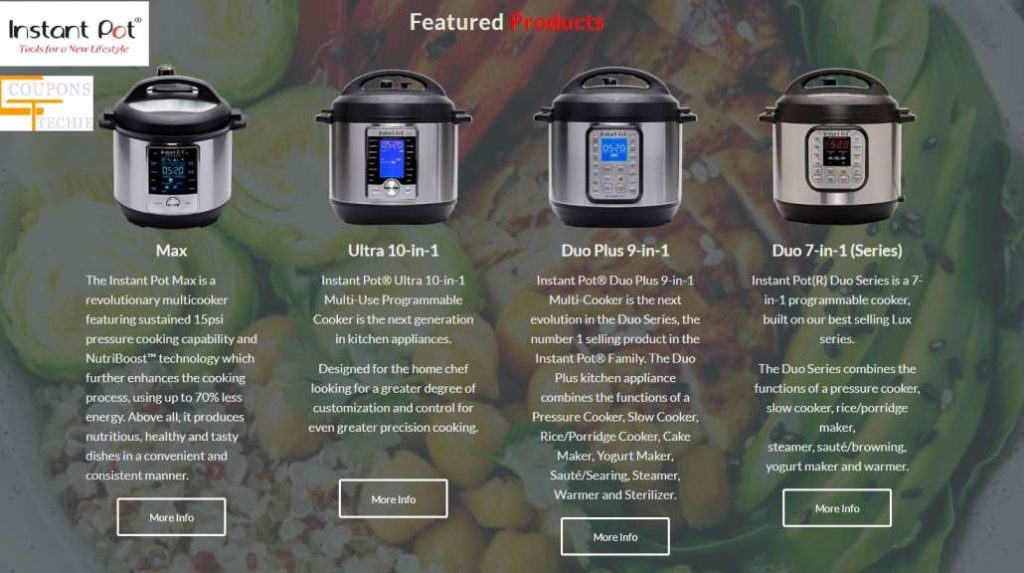 instant pot amazon coupon