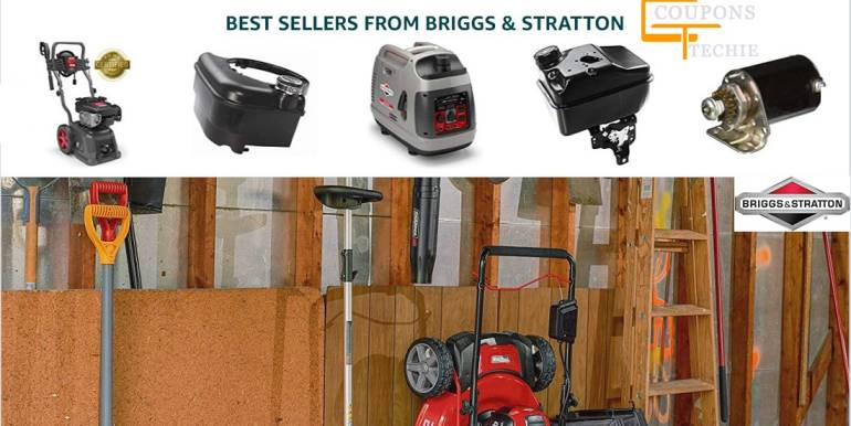 Amazon Briggs and Stratton Coupon code