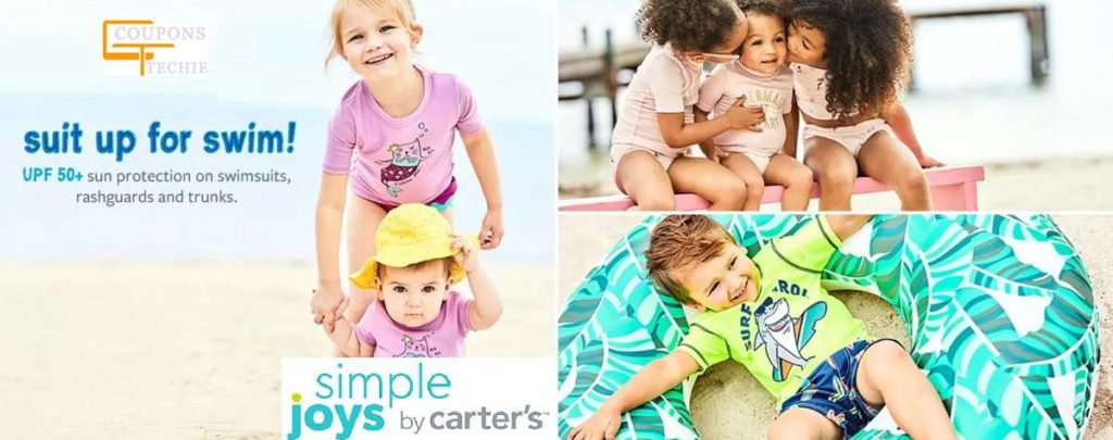 Simple Joys by Carter's Promo Codes.