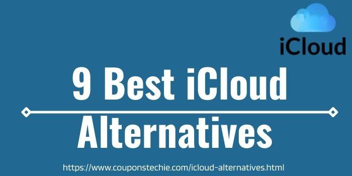 9 Best iCloud Alternatives