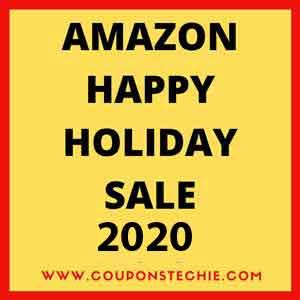 AMAZON HAPPY HOLIDAY SALE DEALS 2020
