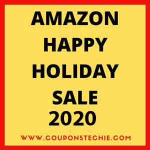 AMAZON HAPPY HOLIDAY SALE DEALS 2020