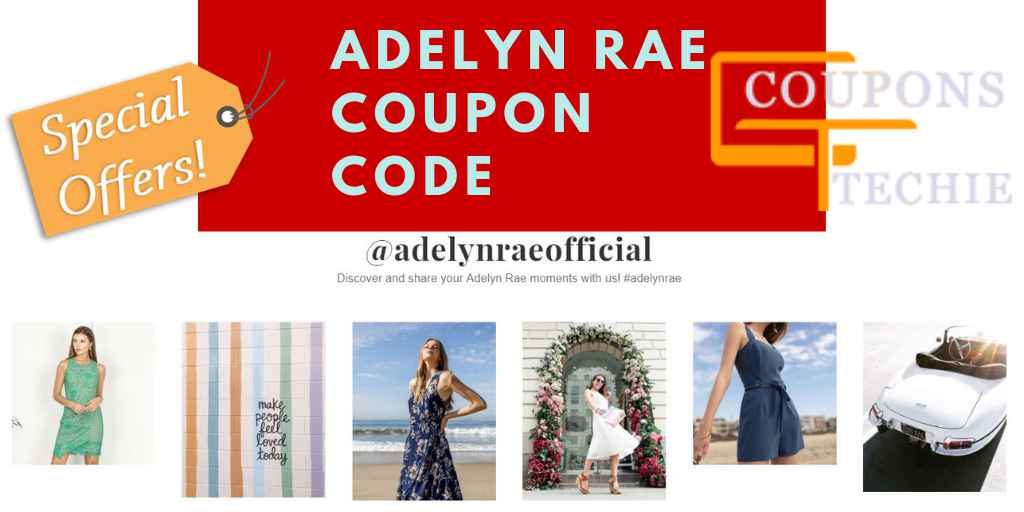 Adelyn Rae Coupon code