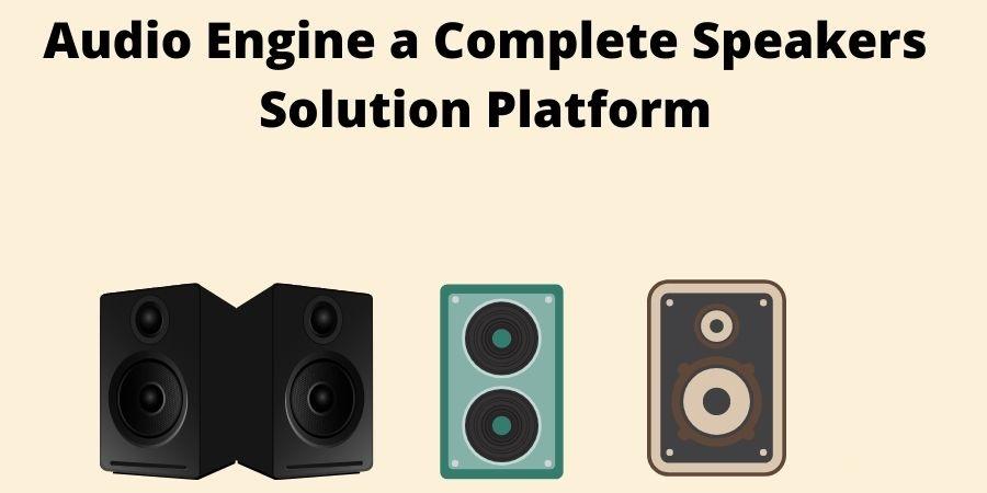 Audio engine Coupon