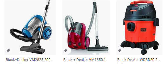 BLACK+DECKER Vacuum Cleaner Coupon Code