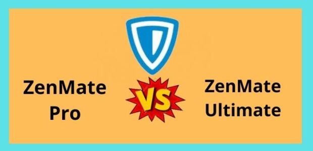 Difference Between ZenMate Pro And Ultimate Pro