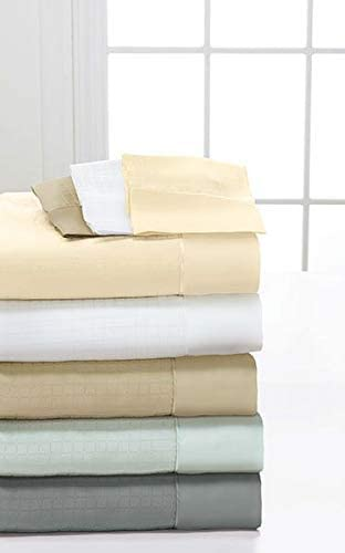 DreamFit Degree 6 MicroTencel and Supima Split King Cotton Sheet Set