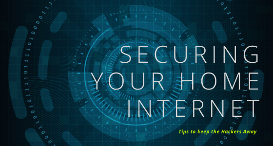 Features of a secure internet