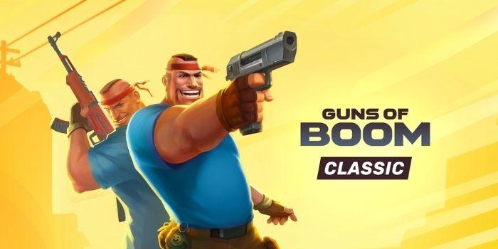 Guns Of Boom is top alternative to Pubg