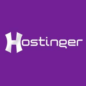 Hostinger Coupon Logo