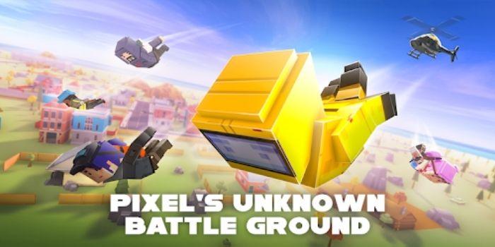 Pixel's Unknown BattleGround top alternative to Pubg