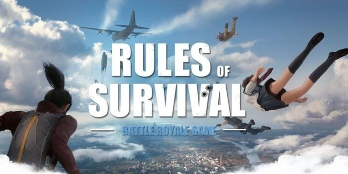 Rules Of Survial Is Best Alternative to Pubg