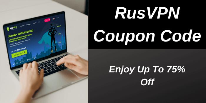 RusVPN Coupon Code