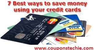 Save Money through Credit Cards