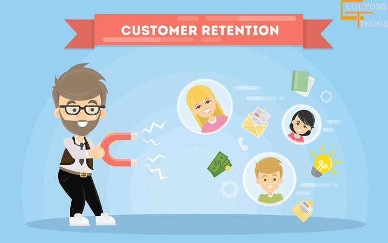 Secrets of customers' retention