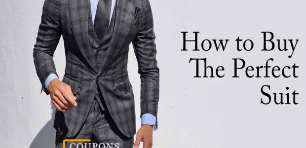 Tailored Suit How to Buy It