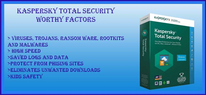 Total security advantages