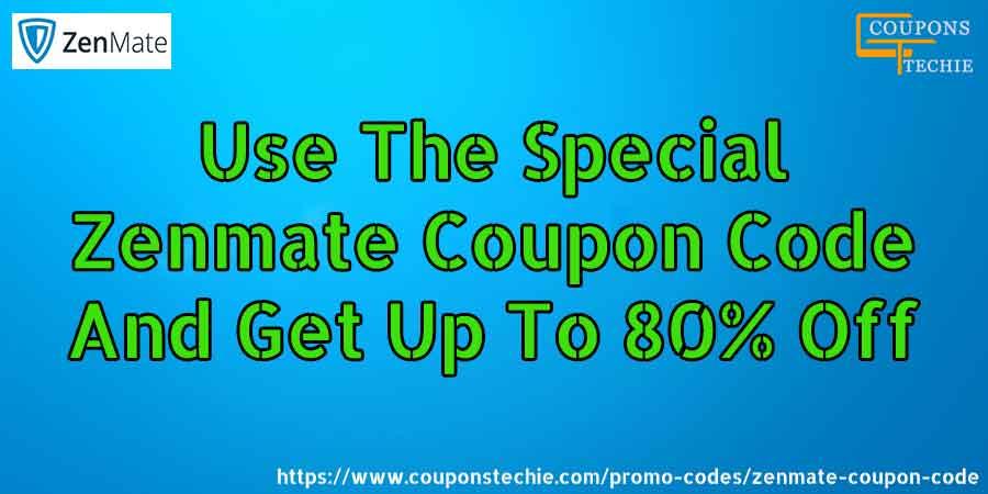 Zenmate Coupon Code