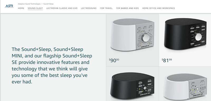 advanced sound technology