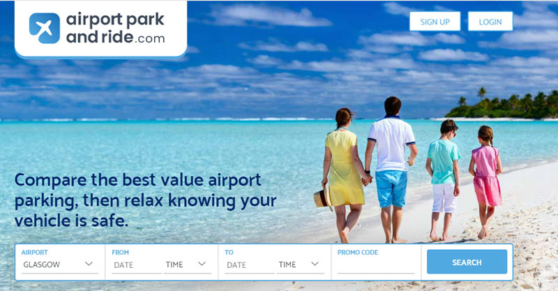 airportparkandride store coupons