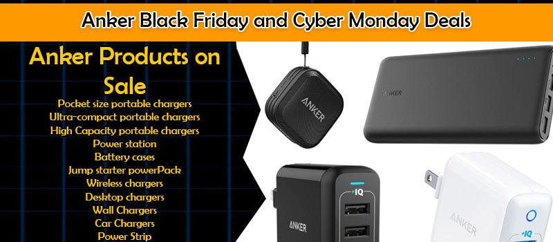 anker black friday and cyber monday deals