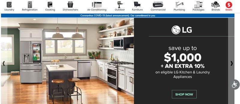 appliancesconnection store coupons