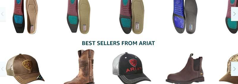 best seller from Ariat