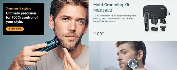 braun lifestyle multi grooming